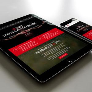 Responsive Webdesign Tablet und Smartphone • talklick