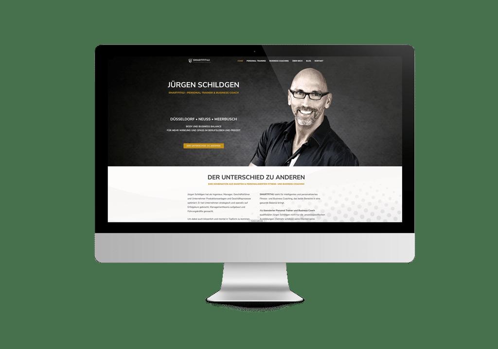 talklick webdesign - Referenzen SMARTFIT4U