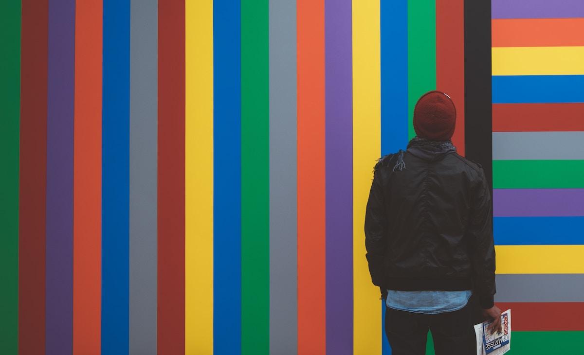 Webdesign-Fehler Farben